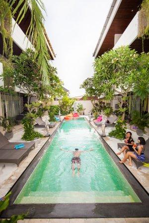 Pool - Picture of Sunset Mansion Seminyak - Tripadvisor