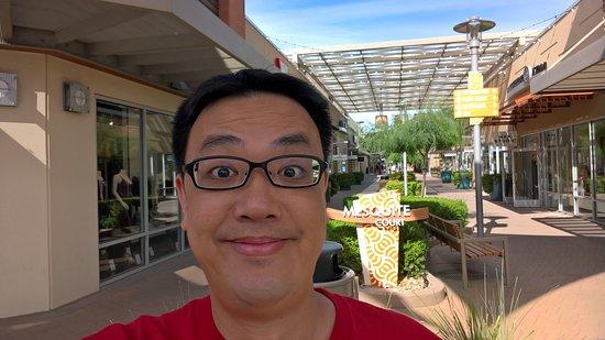 Chandler, AZ: NIce day for shopping