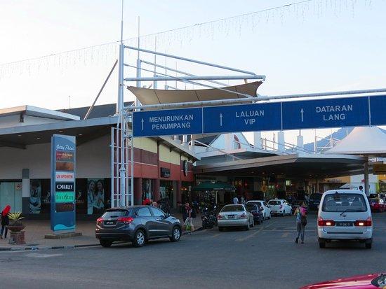 Langkawi Ferry: Ферри терминал.