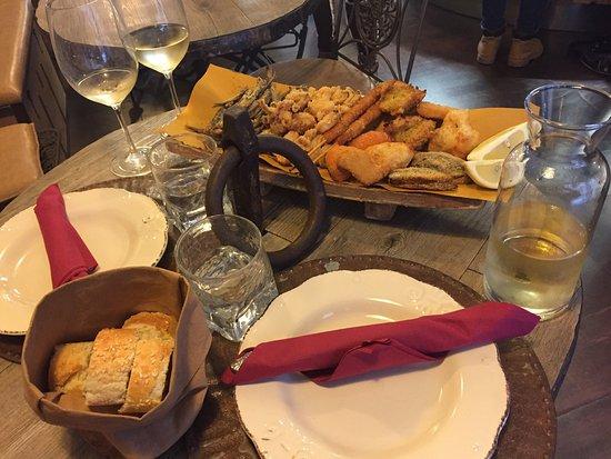 Bar osteria bacicio porto venere restaurant reviews for Portovenere cuisine