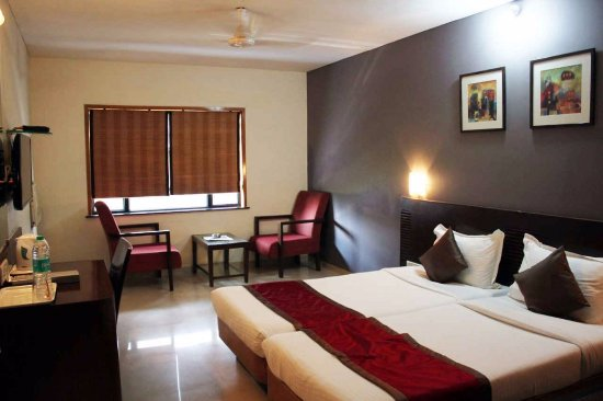Sukh Hotel: Deluxe Room