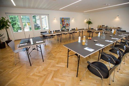 Sakskoebing, Danmark: Møde/fest lokale