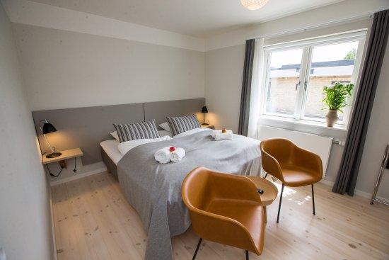 Sakskoebing, Danmark: Superior værelse