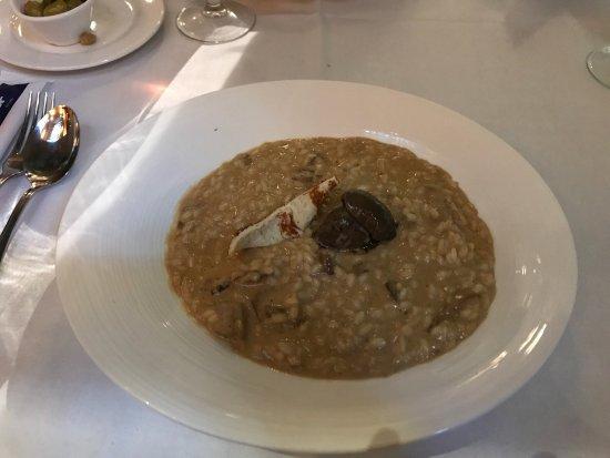 San Marco: Fantástico! Siempre me ha gustado este restaurante tanto por su comida como por dónde está. Pedi