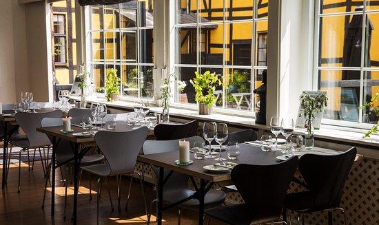 Sakskoebing, Danemark : spise/møde/fest lokale