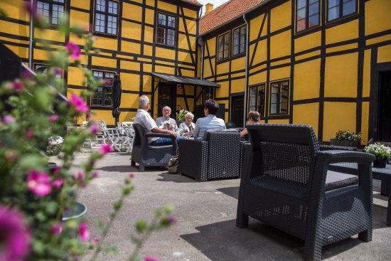 Sakskoebing, Danemark : Gården