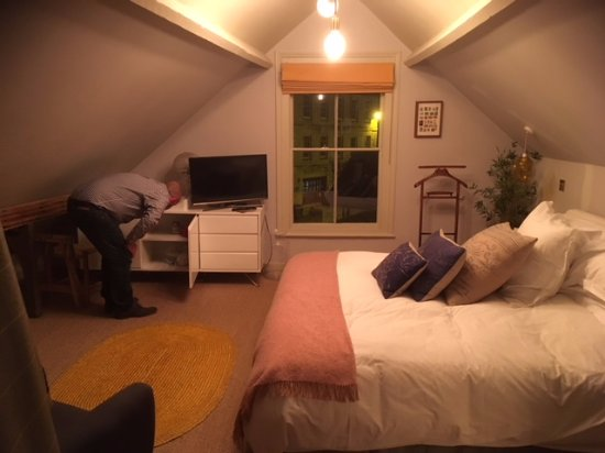 Blockley, UK: Delightful room