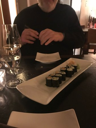 Tenno: Tuna & Vegetable Rolls