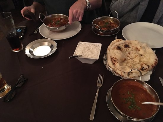 Celebrity Indian restaurant - Birmingham, West Midlands ...