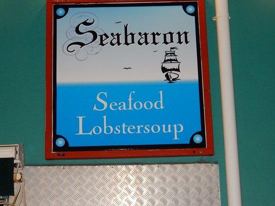 Saegreifinn - The Sea Baron