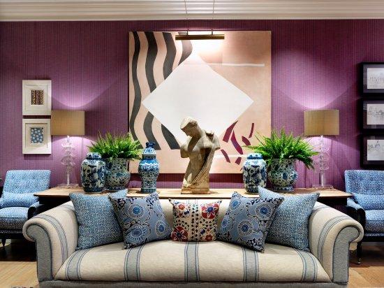 Haymarket Hotel: The Drawing Room