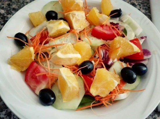 Barberino Val d'Elsa, Italien: le nostre insalate