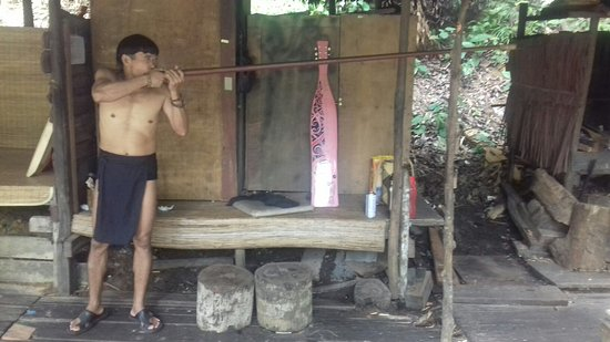 Sarawak Cultural Village: 20171115_103208_large.jpg