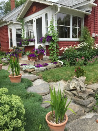 Belfast, ME: A variety of gardens are generally on the schedule. Formal, informal, farms and pocket gardens.