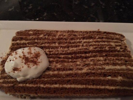 Vienna, VA: Lithuanian Layer Cake