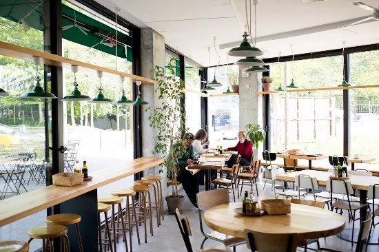 10 bästa kaféerna att studera och jobba i Barcelona barcelona - student expat - SOPA, Barcelona