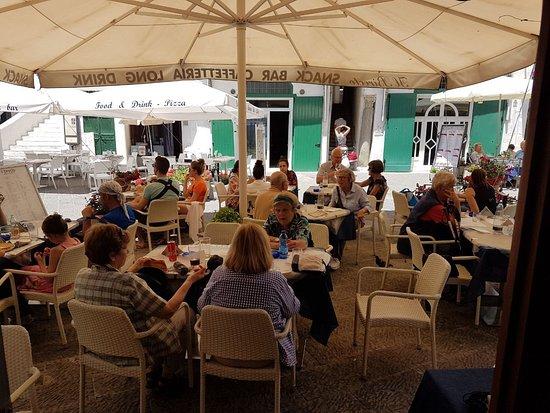 Atrani, Italy: Le bistrot il BIRECTO