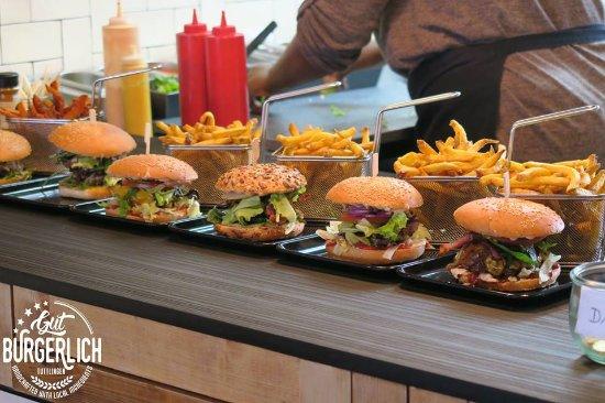 Tuttlingen, Γερμανία: Burger