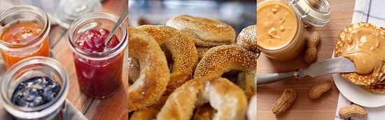 Petite Auberge Les Bons Matins : Gourmet breakfast