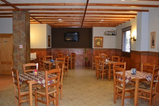 Restaurants in Yecla