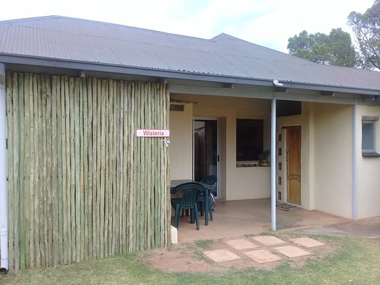 Smithfield, South Africa: Entrance to kitchen area