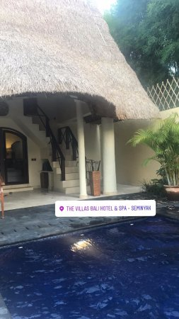 Impiana Private Villas Seminyak: Spacious and well maintained. Room service was impeccable!