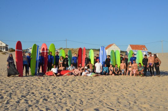 Carcavelos, Portugal: PLASMA SURF SUMMER 2016
