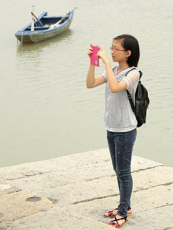 Xiapu County, China: Visitor
