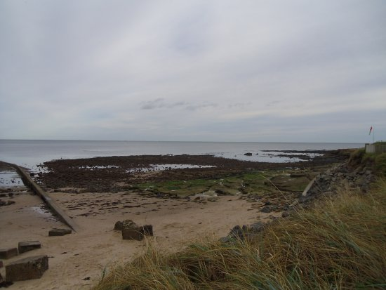 Morpeth, UK: Cresswell Beach