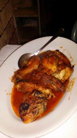 Pollo alla Cacciatora - Foto di La Terrazza, Mercato San Severino ...