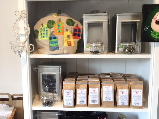 Slagelse, Δανία: Økologiske produkter, bl.a te