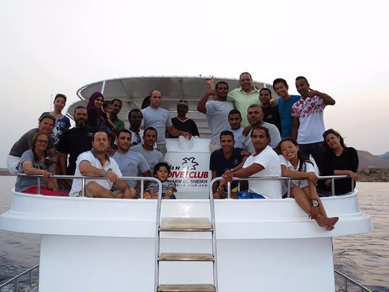 Sinai Dive Club