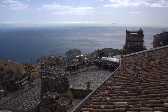Castelmola, Italië: Крыши