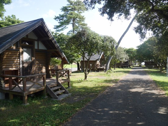 Nagasakibana Resort Campground Flower Park