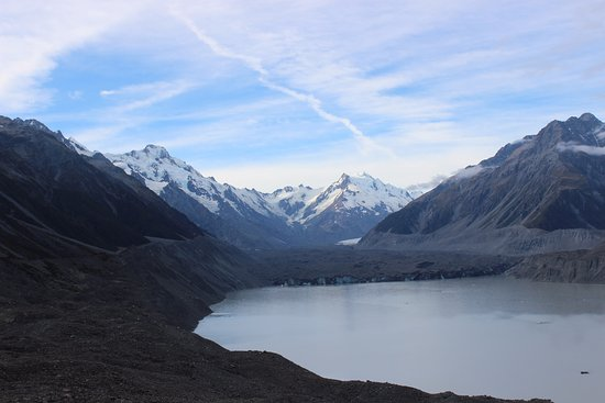Mt. Cook Village, New Zealand: Mt Cook!