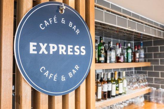 Restaurant – Billede af Holiday Inn Express Stockport, Stockport - Tripadvisor