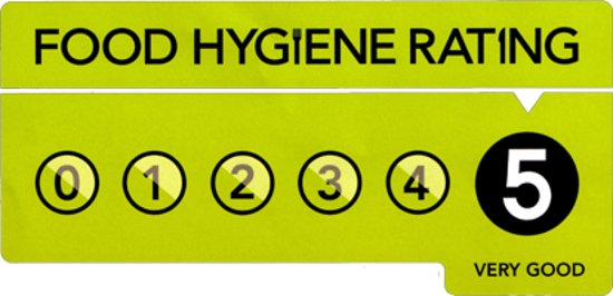 Alveley, UK: 5 Stars awarded