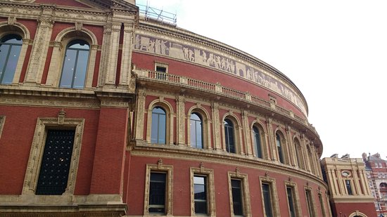 Royal albert hall picture of royal albert hall london for Door 8 royal albert hall