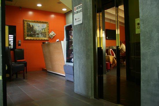 Hotel Alle Scuole: L' ingresso del nostro hotel