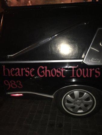 Hearse Ghost Tours: photo0.jpg