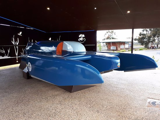 Bluebird Replica Dumbleyung