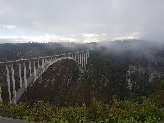 Tsitsikamma National Park, Νότια Αφρική: Face Adrenalin - Bloukrans Bungy