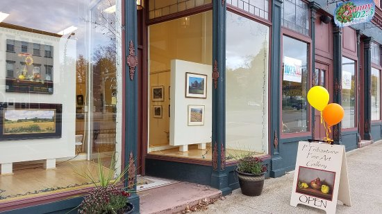 Canandaigua, NY: the gallery