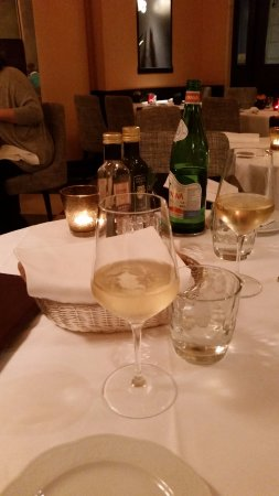 Cafe Romano : Champagne