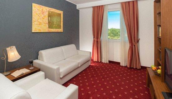 Shg grand hotel milano malpensa somma lombardo for Grand hotel milano