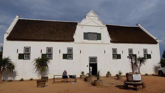 Darling, Zuid-Afrika: Wine tasting room