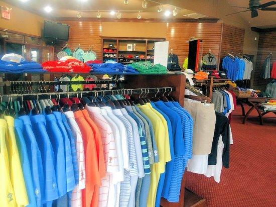 Henryville, IN: pro shop