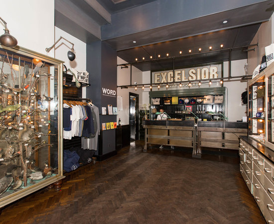 Ace hotel new york tat de new york voir les tarifs - Avis new york ...