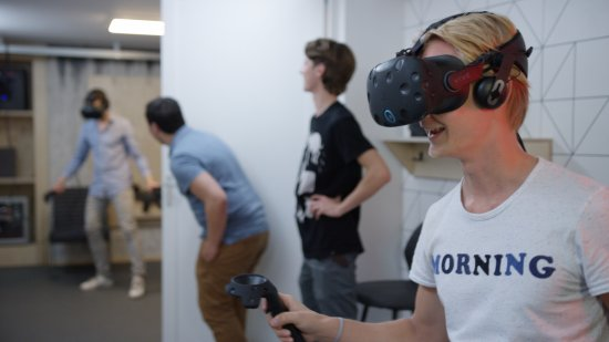 Den Bosch, The Netherlands: Multiplayer functie