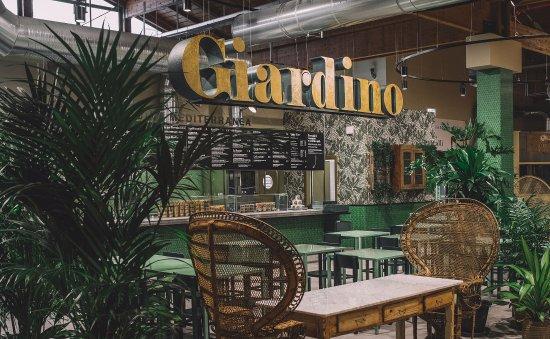 Giardino - Cucina Mediterranea, Bologna - Restaurant ...